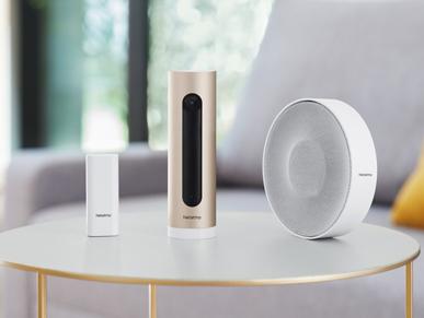 Inteligentny System Alarmowy zKamerą